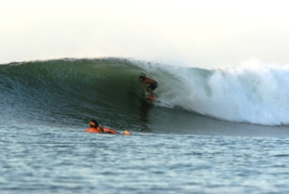 Surf Travel or Surf Trip to El Salvador Surf Camp