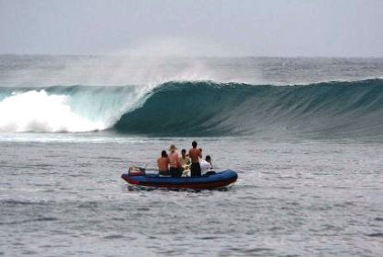Surf Boat Trip to Mentawai Islands